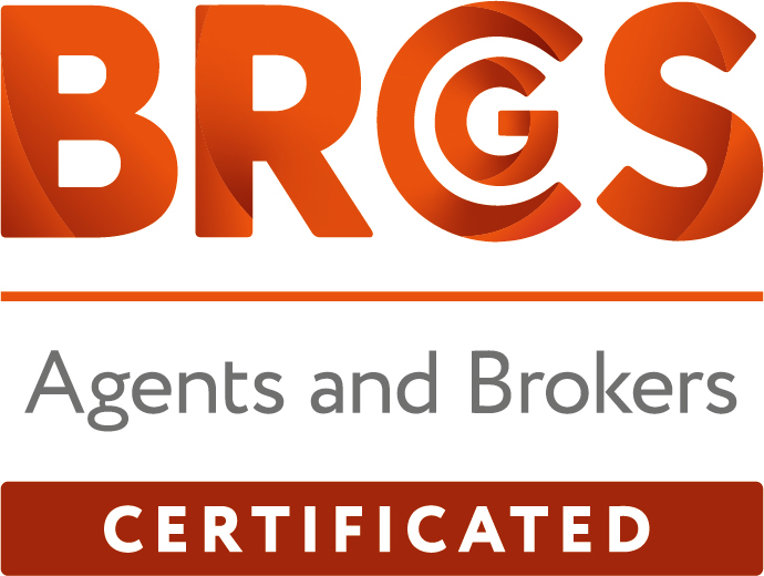 BRC Agents @amp; Brokers Certificated logo
